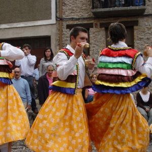 Danzadores de Anguiano, La Rioja