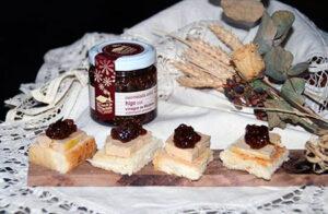 Foie con mermelada de higos con vinagre de Módena